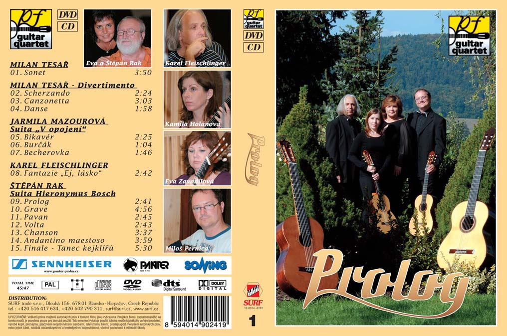Karel Fleischlinger Armonías Para Guitarra